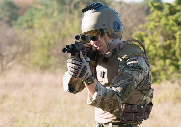 Future Soldier Vision