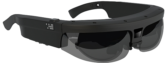 Foto: Brýle R-6S; větší foto / Osterhout Design Group