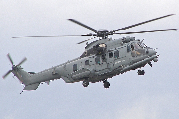 Foto: EC725 Caracal / Airbus Defense & Space