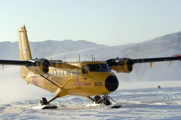 Foto: CC-138 kanadského letectva je přizpůsoben pro operace v extremním severském počasí. /