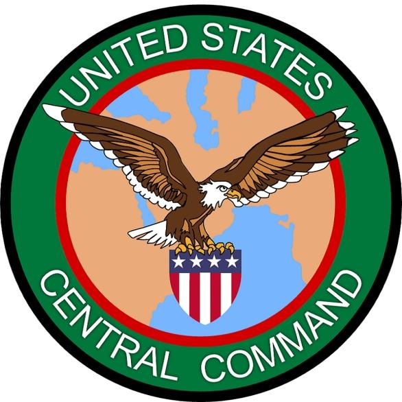 Foto: Oficiální logo Centrálního velení CENTCOM (United States Central Command) . / Public Domain