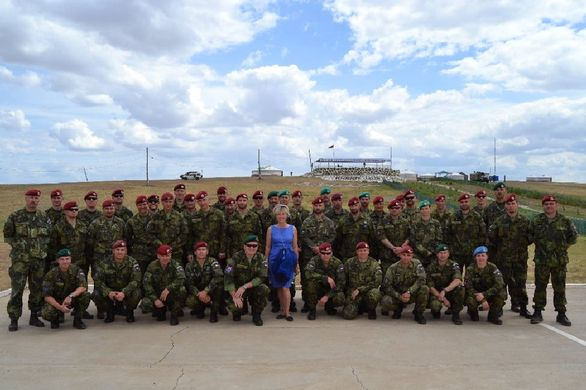 Foto: Čeští vojáci na cvičení  Khaan Quest 2015. / kpt. Ing. Petr ŠILER, Ph.D.