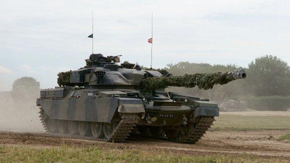 Foto: Íránská armáda plánuje modernizovat letité britské tanky Chieftain; ilustrační foto / Peter Trimming; CC BY 2.0