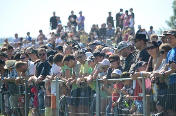 Na Cihelnu 2013 se přijelo podívat několik tisíc diváků