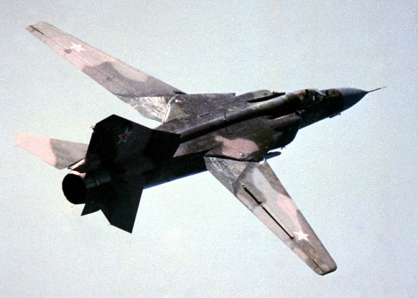 Sovětský MiG-23