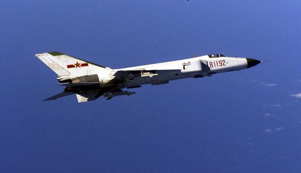 čínský J-8II