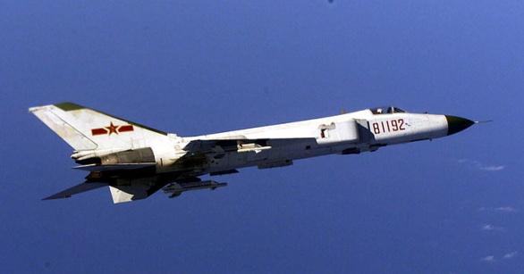 Čínský F-8