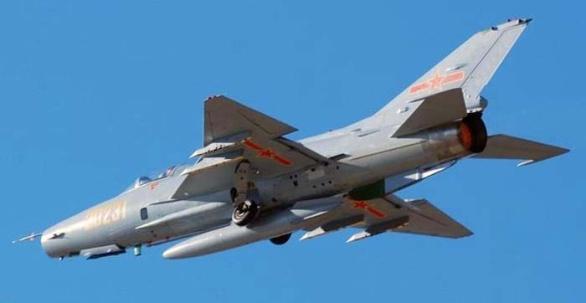 čínský J-7G