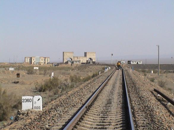 Čínsko–Kyrgyzsko–Uzbecké železnice