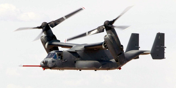 Foto: CV-22B Osprey / US Air Force