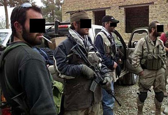 Foto: Příslušníci Delta Force v Afghánistánu. Najít fotku jednotky není příliš snadné. / DoD