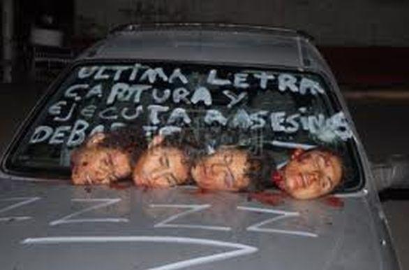 Mexická drogová válka
