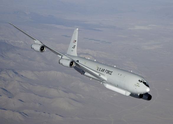 Northrop Grumman E-8 Joint Surveillance Target Attack Radar System (Joint STARS)