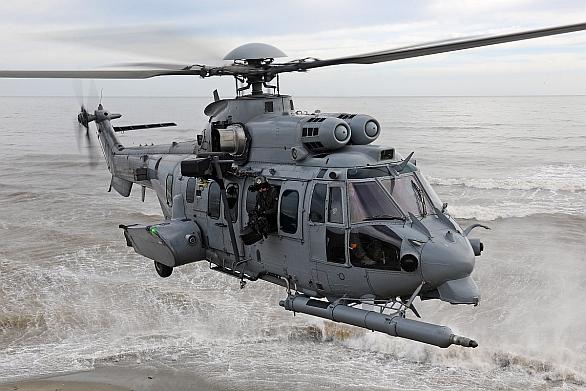 Foto: Výrobce vrtulníku H225M Caracal, francouzská firma Airbus Helicopters, nenabízí podle polské strany dostatečně výhodné podmínky. / Airbus Helicopters