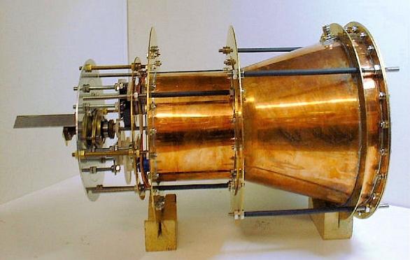 Vesmírný motor EmDrive