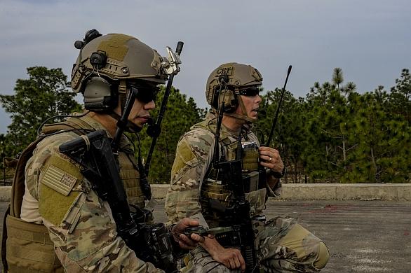 Foto: Vojáci při cvičení  Emerald Warrior 2014. / USSOCOM