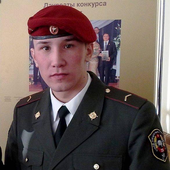 Foto: Jevgenij Jurjevič Epov / Ruské ministerstvo vnitra