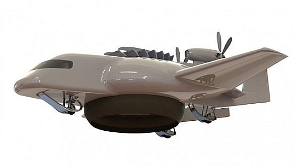 ESTOLAS: Evropský hybridní letoun