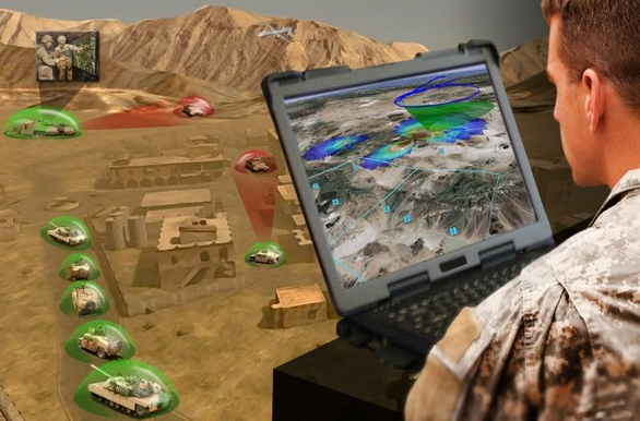Foto: Klíčový systém velení a řízení elektronického boje EWPMT (Electronic Warfare Planning and Management Tool) zavede americká armáda v roce 2016. Ofenzivní prostředky elektronického boje však budou k dispozici (při omezené schopnosti nasazení) až v roce 2023. / Army.mil