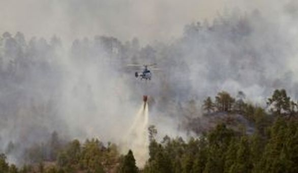 Požáry Španělsko
