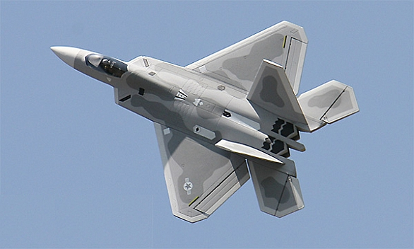 Foto: F-22A Raptor / U.S. Air Force