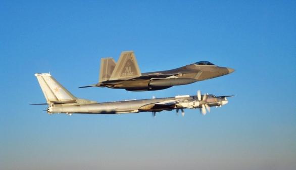 Foto: F-22A Raptor má více práce, než se očekávalo. / u.S. Air Force