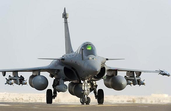 Foto: Nejmodernějšími letadly ve francouzské armádě jsou stíhačky Rafale; ilustrační foto / Armée de l'air