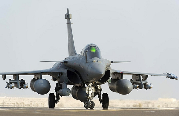 Foto: Dassault Rafale; ilustrační foto / Public Domain