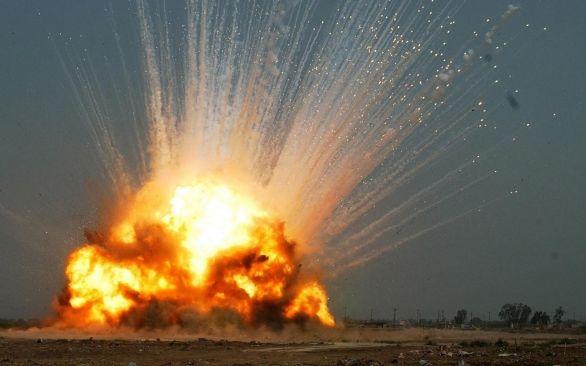 Exploze HRDM