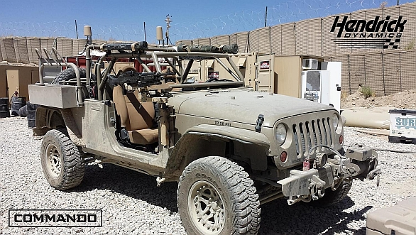 Hendrick Jeep