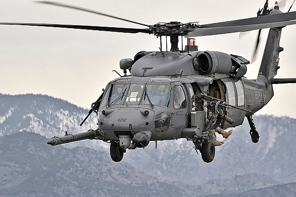 Foto: HH-60G Pave Hawk / U.S. Air Force
