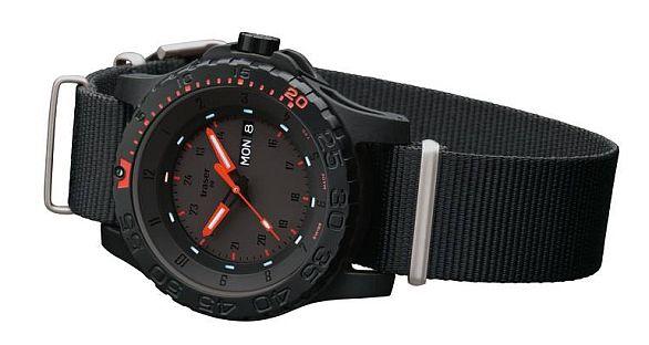 Moderní vojenské hodinky Traser P 6600 Red Combat