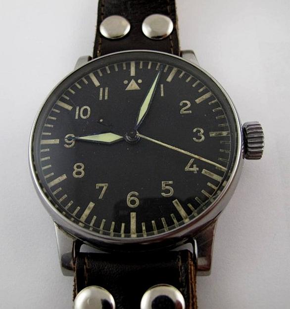Foto: B-Uhr z dílen německé firmy A. LANGE & SÖHNE. /