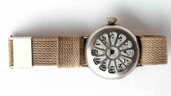 Foto: Hodinky Waltham používané v průběhu první světové války. / nosime-hodinky.cz