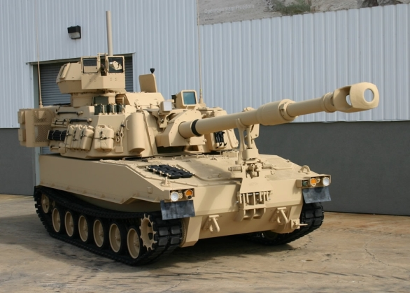 Foto: M109A7 PIM (Paladin Integrated Management) / US Army