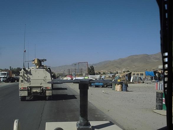 1. jednotky vojenského poradního týmu (MAT – Military Advisor Team) Úkolového uskupení AČR ISAF v Afghánistánu