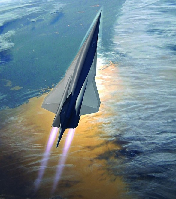 SR-72 Blackswift