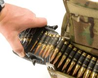 High-Capacity Ammunition Carriage System