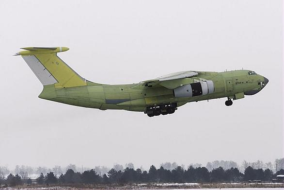 Iljušin Il-76MD-90A