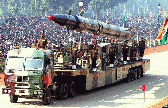Balistická raketa středního dosahu Agni-II