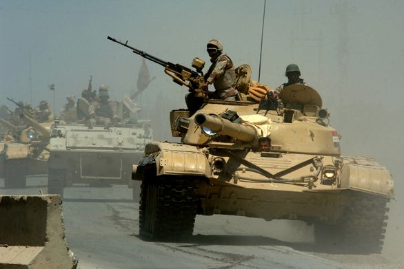 Foto: Irácká armáda; ilustrační foto / Public Domain