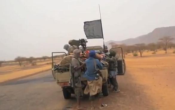 Foto: Radikální islámští bojovníci na severu Mali, ilustrační foto / Wikipedia