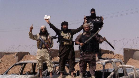 Foto: Bojovníci Islámského státu. / Volné dílo