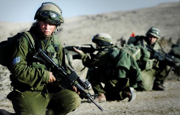 Foto: Izraelští vojáci / IDF, CC BY 2.0