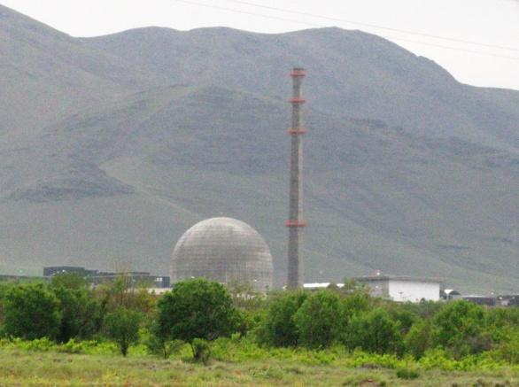 Jaderná elektrárna Írán