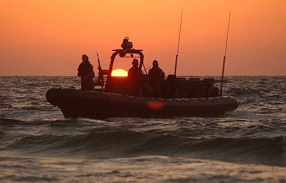 Foto: Členové námořního komanda Šajetet 13; ilsutrační foto / IDF