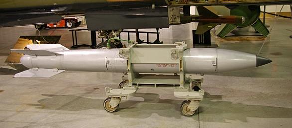 Jaderná bomba B61