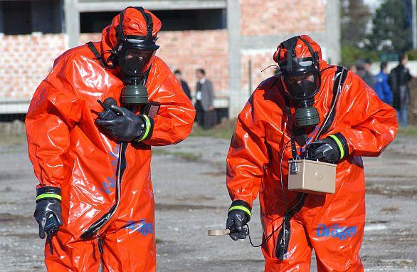 Chemický oblek