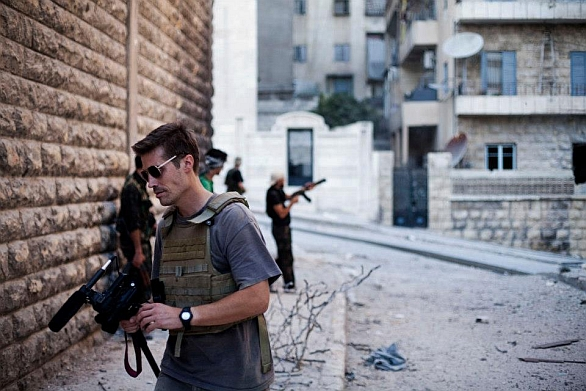 Foto: James Foley 1973-2014 / FB James Foley