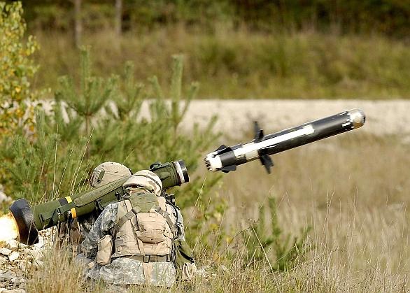 Foto: FGM-148 Javelin; větší foto / MBDA